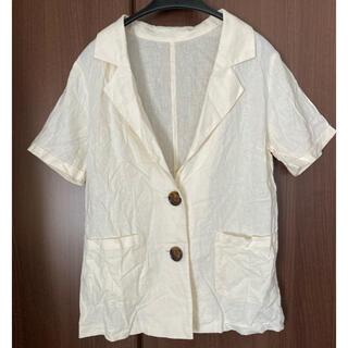 ヘザー(heather)の◎割引き対象 半袖 シャツ Heather(シャツ/ブラウス(半袖/袖なし))