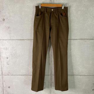 コムデギャルソン(COMME des GARCONS)のTTT_MSW New standard pants brown(スラックス)