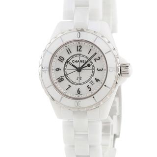 CHANEL - シャネル  J12 H0968 クオーツ レディース 腕時計