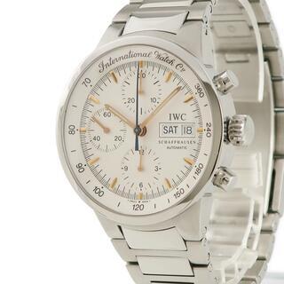 インターナショナルウォッチカンパニー(IWC)のIWC  GST クロノグラフ IW370713 自動巻き メンズ 腕時(腕時計(アナログ))