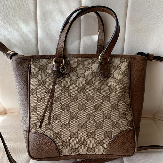 Gucci(グッチ)のイタリア 購入 GUCCI グッチ BREE  2way ショルダーバッグ レディースのバッグ(ショルダーバッグ)の商品写真