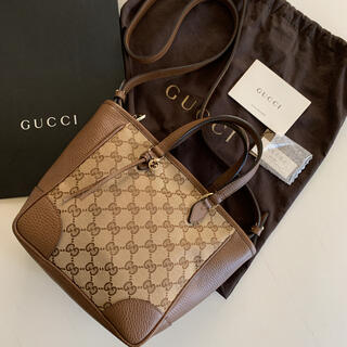 Gucci - イタリア 購入 GUCCI グッチ BREE  2way ショルダーバッグ