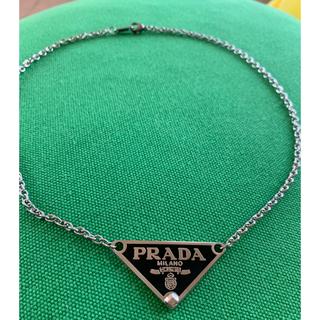 PRADA - PRADA ネックレス サージカルステンレス316L 太 1本