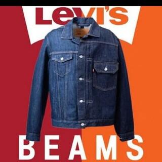 ビームス(BEAMS)のLEVI'S(R) × BEAMSのジーンズジャケット(Gジャン/デニムジャケット)