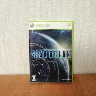 エックスボックス360(Xbox360)のスターオーシャン4 -THE LAST HOPE XBOX 360 ゲームソフト(家庭用ゲームソフト)