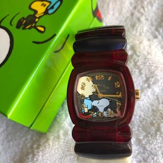 スヌーピー(SNOOPY)のTimeWilltell タイムウィルテル スヌーピー snoopy(腕時計)