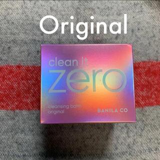 バニラコ(banila co.)のbanilaco / Clean It Zero  ORIGINAL(クレンジング/メイク落とし)