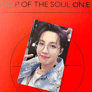 防弾少年団(BTS) - BTS MAP OF THE SOUL ON:E DVD ホソク ホビ トレカ
