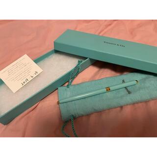 ティファニー(Tiffany & Co.)のティファニー Tiffany ボールペン(ペン/マーカー)