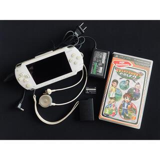 ソニー(SONY)のSONY PSP-1000 本体 (画面クリーニング済み)(携帯用ゲーム機本体)