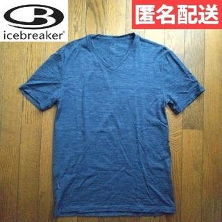 アイスブレイカー テックライト ショートスリーブV icebreaker メリノ(Tシャツ/カットソー(半袖/袖なし))