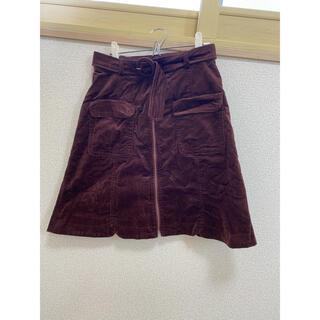 リランドチュール(Rirandture)の美品 リランドチュール コーデュロイスカート(ミニスカート)