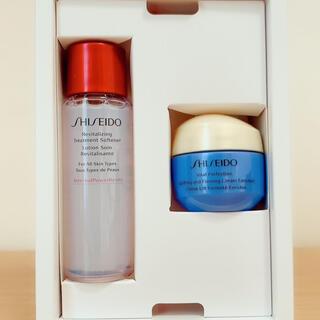 SHISEIDO (資生堂) - SHISEIDO 化粧水&クリーム サンプル