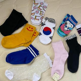 チュチュアンナ(tutuanna)の靴下 2足〜 1足200円(ソックス)