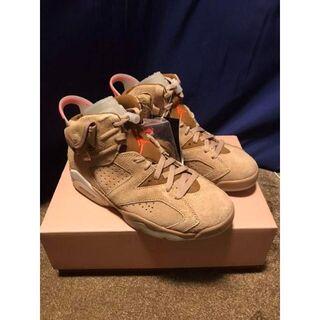 Nike Jordan 6 Travis Scott ジョーダン 6 トラビス(スニーカー)