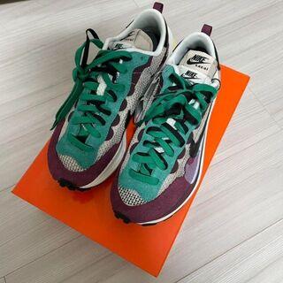 Sacai × Nike VaporWaffle 28cm(スニーカー)