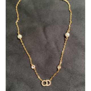 ディオール(Dior)の【美品】ディオール Dior ネックレス(ネックレス)