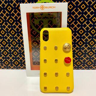 トリーバーチ(Tory Burch)のTORY BURCH トリーバーチ モバイルケースfor iPhone X/XS(iPhoneケース)