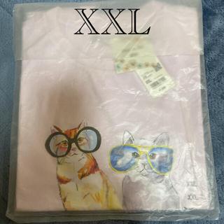 ポールアンドジョー(PAUL & JOE)のユニクロ Tシャツ ポールアンドジョーXXLサイズ(Tシャツ(半袖/袖なし))