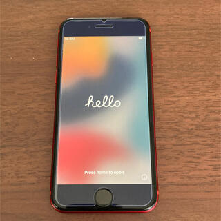 Apple - iPhone8[64GB] MRRY2J プロダクトレッド 美品