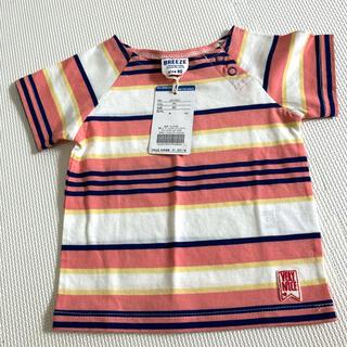 ブリーズ(BREEZE)のBREEZE トップス 80サイズ(Tシャツ)