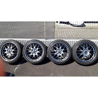 BBS 18インチ タイヤホイール 4本セット
