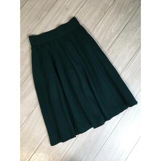 ストロベリーフィールズ(STRAWBERRY-FIELDS)の『ストロベリーフィールズ⭐︎』フレアーラインの綺麗なスカート(ひざ丈スカート)