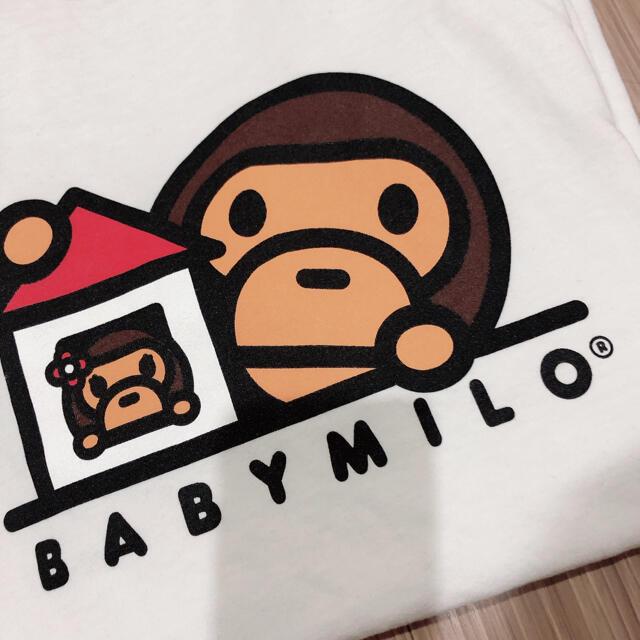 A BATHING APE(アベイシングエイプ)のXL アベイシングエイプロンT メンズのトップス(Tシャツ/カットソー(半袖/袖なし))の商品写真