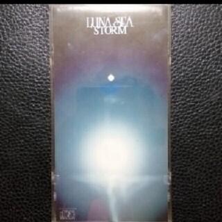 【送料無料】8cm CD ♪ LUNA SEA ♪STORM(ポップス/ロック(邦楽))