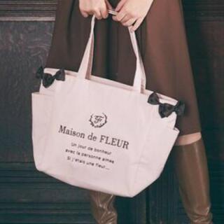 Maison de FLEUR - 8th Anniversary サイドポケットMトート