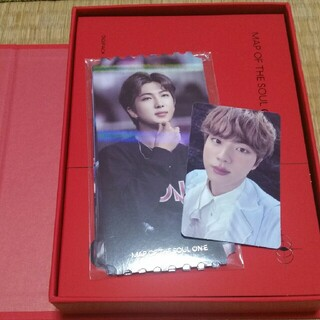 BTS MAPOFTHESOUL ONE ジントレカ付 DVD