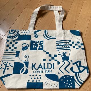カルディ(KALDI)のカルディ エコバック 未使用品(エコバッグ)