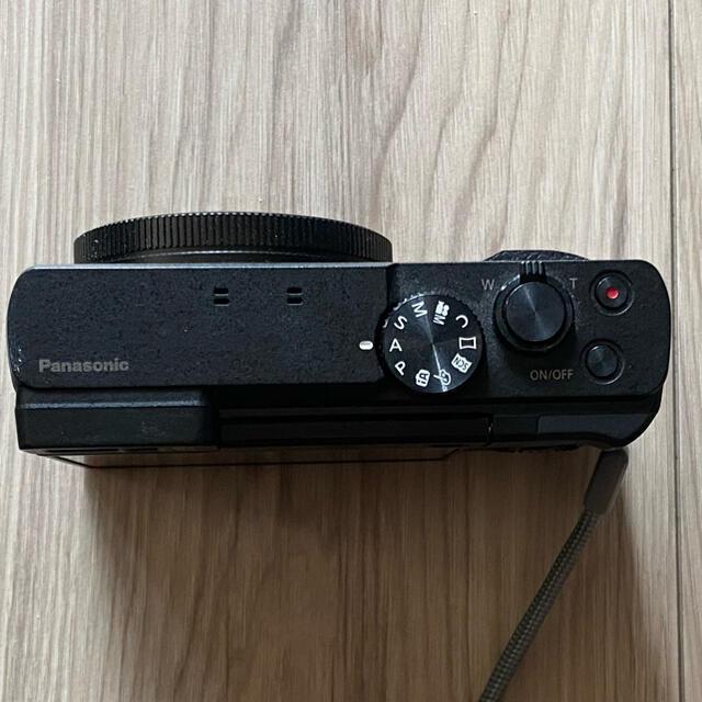 Panasonic(パナソニック)のPanasonic  DC-TZ90 ブラック  スマホ/家電/カメラのカメラ(コンパクトデジタルカメラ)の商品写真