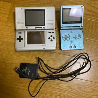ゲームボーイアドバンスDS & SP 任天堂(携帯用ゲーム機本体)