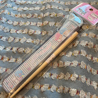 サンリオ(サンリオ)のキキララ 箸&箸ケース(弁当用品)