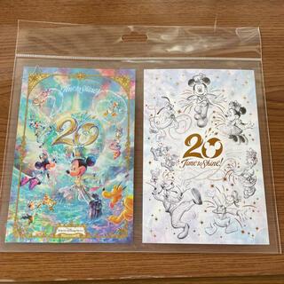 Disney - ディズニーシー20周年 ポストカード