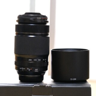 富士フイルム - FUJINON XF55-200mm f3.5-4.8 R LM OIS 美品