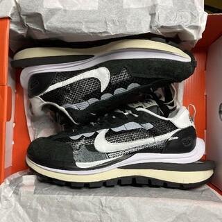 26cm Nike VaporWaffle / SACAI CV1363-001(スニーカー)