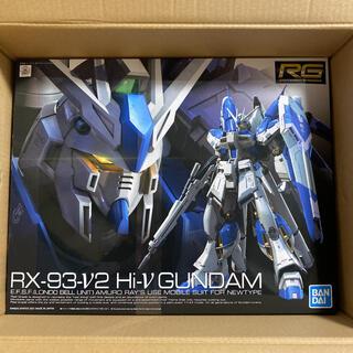 BANDAI - RG 1/144 Hi-νガンダム プラモデル