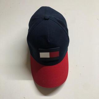 トミーヒルフィガー(TOMMY HILFIGER)のトミーヒルフィガー ローキャップ 帽子(キャップ)