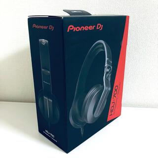 パイオニア(Pioneer)のDJ ヘッドホン HDJ-700 Pioneer PCDJ ddj(ヘッドフォン/イヤフォン)