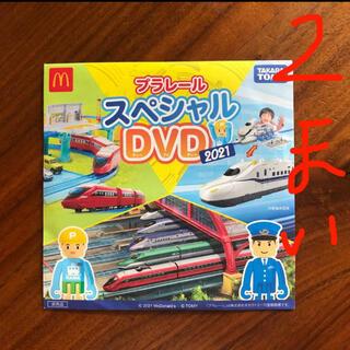 マクドナルド - ハッピーセット DVD プラレール