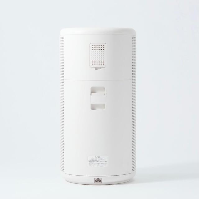 MUJI (無印良品)(ムジルシリョウヒン)の無印良品 MUJI 空気清浄機 19年製 バルミューダ スマホ/家電/カメラの生活家電(空気清浄器)の商品写真