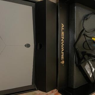 DELL - Dell Alienware 13 r2 i7 ゲーミングノートパソコン