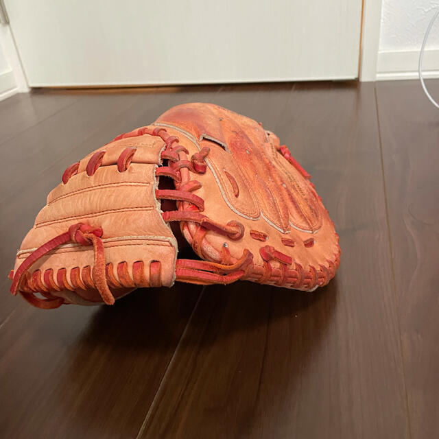MIZUNO(ミズノ)の【クーポン中!】ミズノ キャッチャーミット スポーツ/アウトドアの野球(グローブ)の商品写真