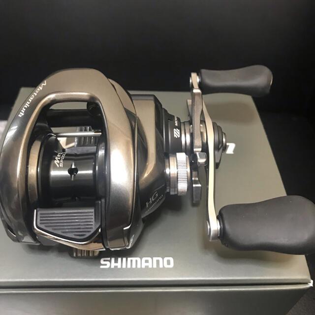 SHIMANO(シマノ)の20メタニウムHG右ハンドル超美品 スポーツ/アウトドアのフィッシング(その他)の商品写真