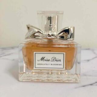 クリスチャンディオール(Christian Dior)のミスディオール アブソリュートリー ブルーミング オードゥパルファン 30ミリ(香水(女性用))