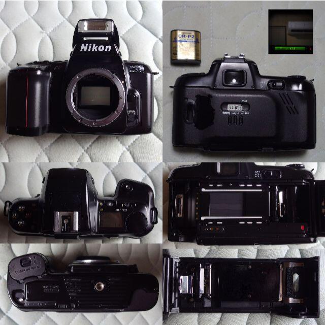 Nikon(ニコン)のニコン F-601/AF28-85mm/SB23 3点セット スマホ/家電/カメラのカメラ(フィルムカメラ)の商品写真