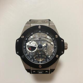 HUBLOT - HUBLOT ウニコビッグバン風腕時計