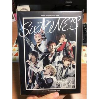 素顔4 SixTONES盤 DVD 新品